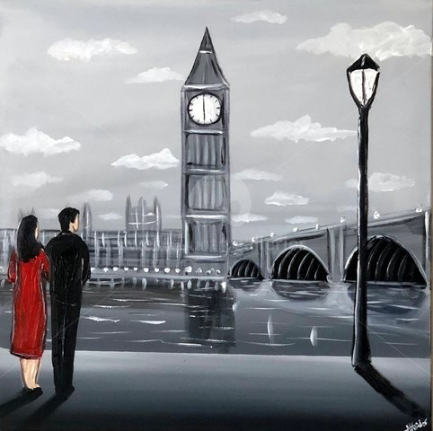Image of Our Time In London