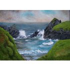 Image of Soar Cove Gales - giclée print