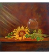 Image of SUNFLOWER  - SOLD