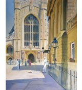 Image of Sunny Afternoon Bath Abbey (*SOLD*)
