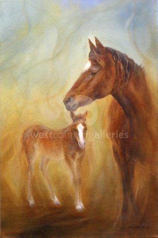 Image of Mare & Foal