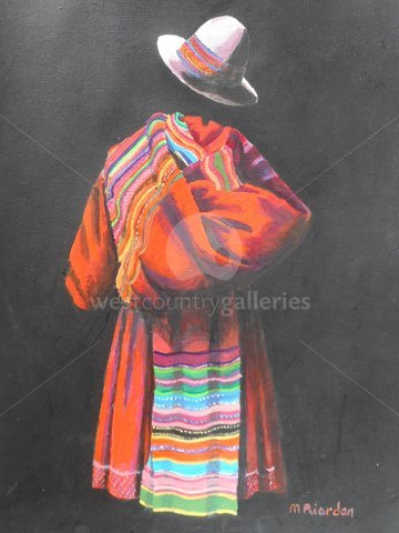 Image of Lady from La Paz