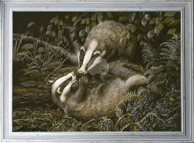 Image of By the Light of the Moon ~ Night Games ~ Badgers