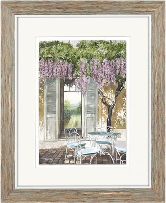 Image of Floating Wisteria