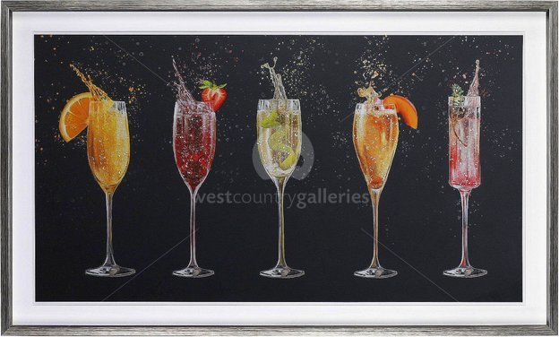 Image of Champagne Cocktails