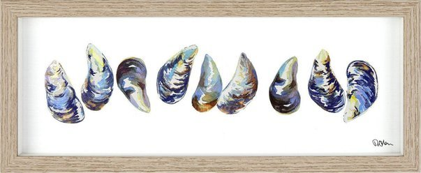 Image of Blue Mussels