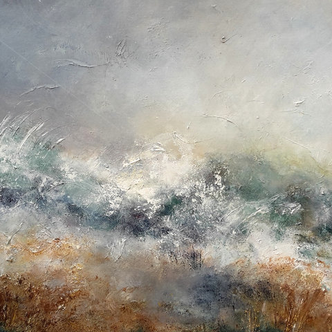 Image of Storm at Sea #1