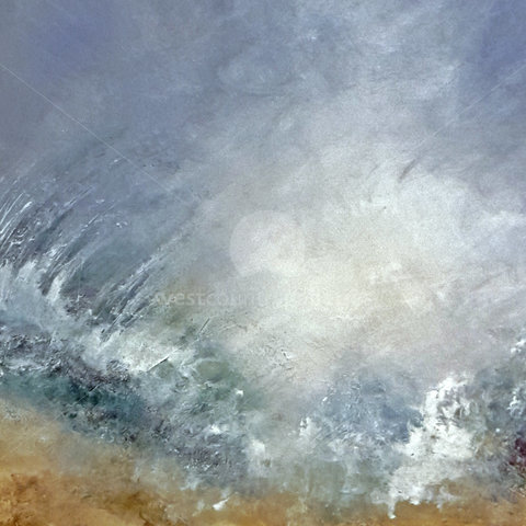 Image of Storm at Sea #2