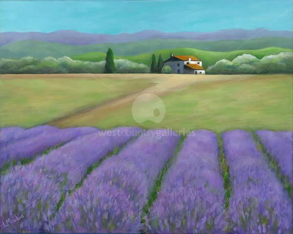 Image of Lavender Fields