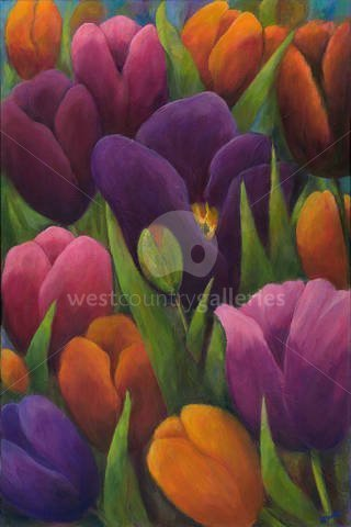 Image of Mixed Tulips